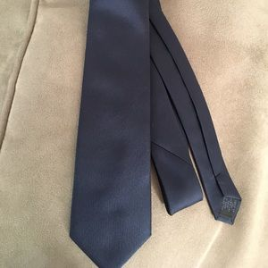 Navy blue Sean John tie
